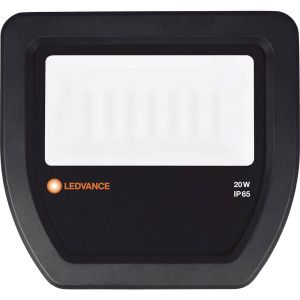 Ledvance OSRAM 4058075097483 Projecteur LED extérieur 20 W EEC: LED (A++ - E) blanc neutre
