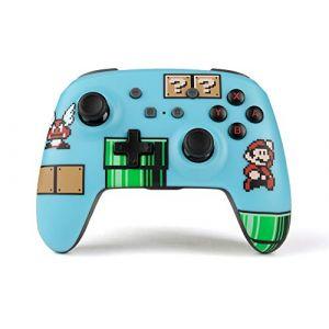 PowerA Manette sans fil pour Nintendo Switch - Collection Mario Bros 3