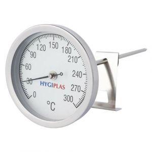 Hygiplas Thermomètre de friture