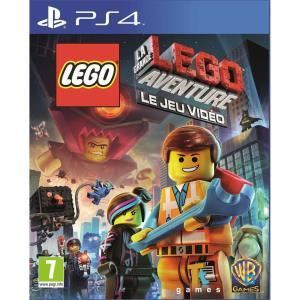 LEGO La Grande Aventure : Le Jeu Video [PS4]