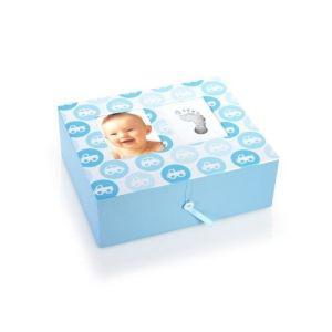 Pearhead Boîte à souvenir de naissance Nursery Collection