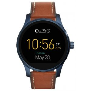 Fossil Q Marshall FTW2106 - Montre Connectée Bluetooth