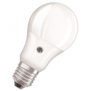 Osram Ampoule LED Star + Daylight Sensor E27 standard 5,5 W équivalent a 40 W blanc chaud ou froid - Culot : E27 - Puissance : 5,5 W - Equivalence : 40 W - Flux lumineux : 470 Lm.