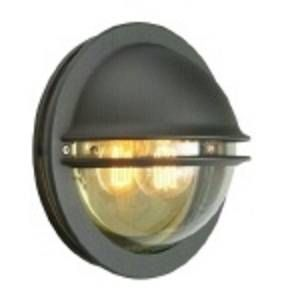 Norlys Applique extérieure design Berlin fonte d'aluminium 610SV