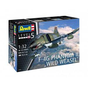 """Revell F-4G Phantom II """"Wild Weasel"""" 1:32 Model Kit"""