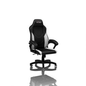 Nitro Concepts C100 Noir/Blanc