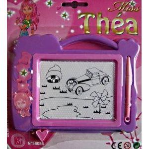 Bg Ardoise magique Miss Thea avec stylo