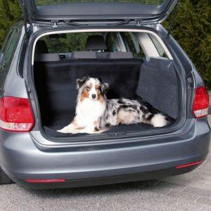 Trixie 1319 - Protection de coffre de voiture noire