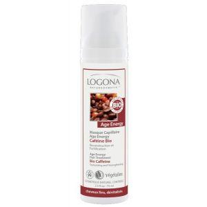 Logona Masque capillaire Age Energy Caféïne 75 ml