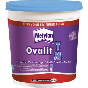 Metylan Colle revêtements muraux Ovalit TM 750 g