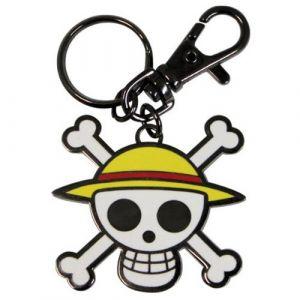 Porte-clés 'One Piece' - Skull Luffy