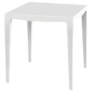 Shaf Table de jardin carrée Master 70 x 70 x 74 cm