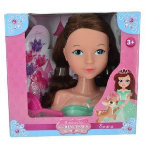 LGRI Tête à coiffer Il était une fois les Princesses : Princesse Emma