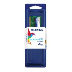 Adata Premier Series - DDR3 - 4 Go - DIMM 240 broches
