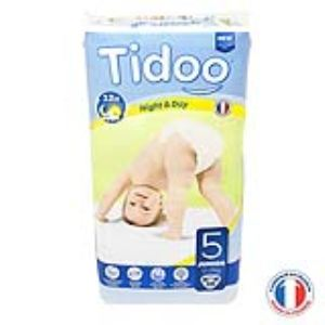 Tidoo Couches Jumbo Junior taille 5 (12-25 kg)