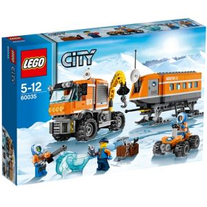 Lego 60035 - City : La base Arctique mobile