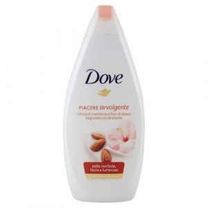 Dove Mon Soin Cocooning - Douche soin nourrissante au lait d'Amande et Hibiscus - 500 ml