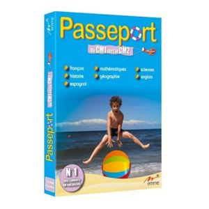 Passeport : Du CM1 au CM2 [Mac OS, Windows]