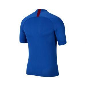 Nike Haut de footballà manches courtes Breathe FC Barcelona Strike pour Homme - Bleu - Taille L - Male