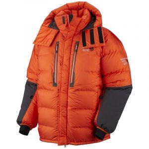 Mountain hardwear Absolute Zero Parka State Orange / Shark S