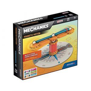 Geomag Mechanics Magnetic Motion Gormiti 35 pièces