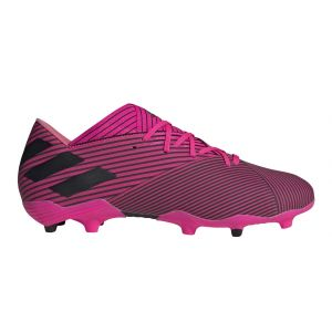 Adidas Chaussures de football Nemeziz 19.2 FG Rose - Taille 44