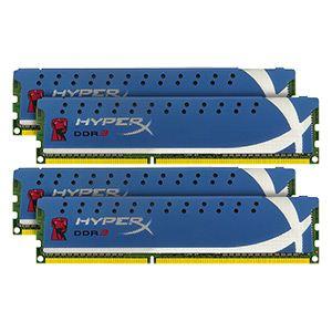 Kingston KHX1600C9D3K4/16GX - Barrettes mémoire HyperX 4 x 4 Go DDR3 1600 MHz CL9 240 broches XMP