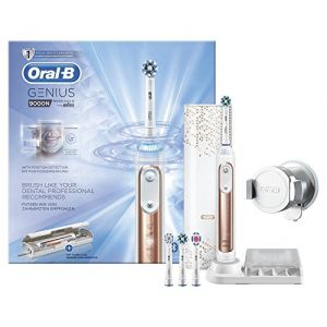 Oral-B Genius 9000N CrossAction Brosse à Dents Électrique Rechargeable
