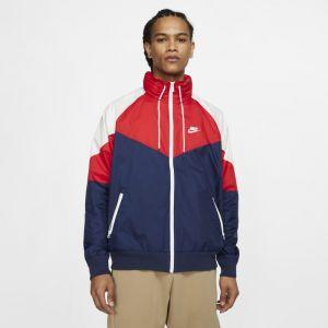 Nike Vesteà capuche Sportswear Windrunner - Bleu - Taille XL