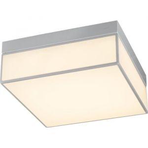 Globo Lighting Plafonnier LED en métal 12x30x30cm Blanc