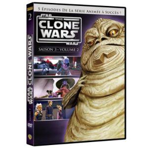 Star Wars : The Clone Wars - Saison 3, Volume 2