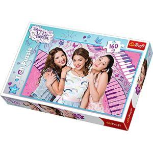 Trefl Puzzle Violetta, Mes Meilleures Amies 160 pièces