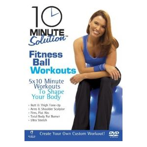 10 Minute Solution : Fitness Bal