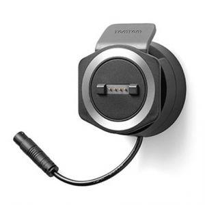 TomTom Accessoire pour RIDER SERIE 40/400 - Kit de fixation avec d'alimentation pour moto - Aucune
