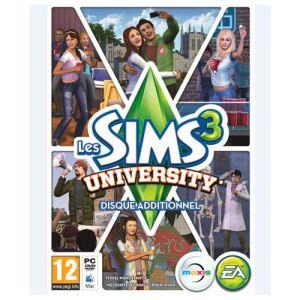 Les Sims 3 : University [PC, MAC]