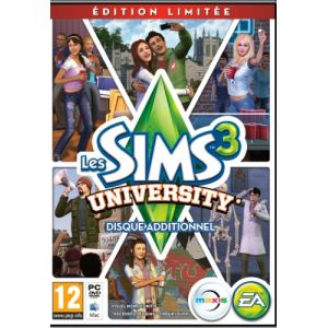 Les Sims 3 : University [MAC, PC]