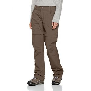 The North Face Pantalon W Horizon Convertible Plus Marron Marron Weimar 10 (Regular)