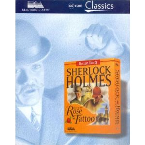 Sherlock Holmes l'Affaire de la Rose Tatouee [PC]