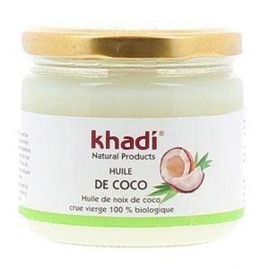 Khadi Huile de Coco extra-vierge