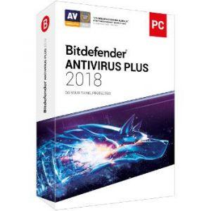Bitdefender Antivirus Plus 2018 pour Windows