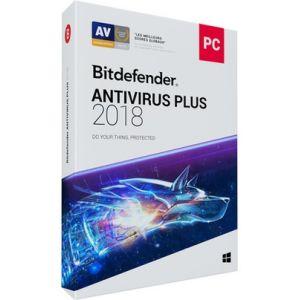 Bitdefender Antivirus Plus 2018 [Windows]