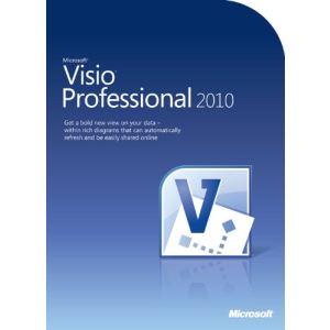 Visio Professionel 2010 [Windows]