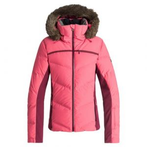 Roxy Snowstorm - Veste de snow matelassée pour Femme - Rose