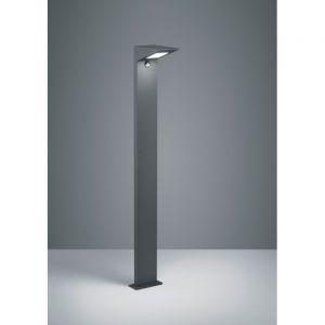 Trio Borne lumineuse Nelson LED Anthracite, 1 lumière, Détecteur de mouvement - Moderne - Extérieur - Nelson - Délai de livraison moyen: 6 à 10 jours ouvrés. Port gratuit France métropolitaine et Belgique dès 100 €.
