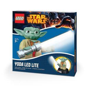 Lego Lg0lp09 - Lampe de bureau Star Wars Maitre Yoda