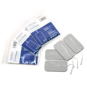 TensCare E-CM50100 - 3 paquets de 4 électrodes 50 x 100 mm
