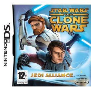 Star Wars : The Clone Wars - L'Alliance Jedi [NDS]