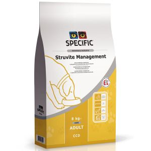Specific Croquettes chien CCD Struvite Management - Sac 2,5 kg