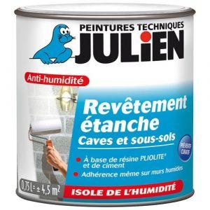 Julien Revêtement étanches anti-humidité - 750 mL - Imperméabilisant