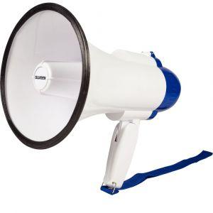 Sweex Mégaphone (exercice évacuation incendie) 10W